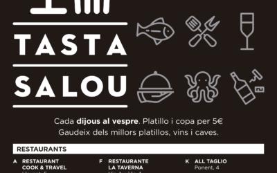 La ruta gastronòmica Tasta Salou torna a partir del proper dijous 20 de maig