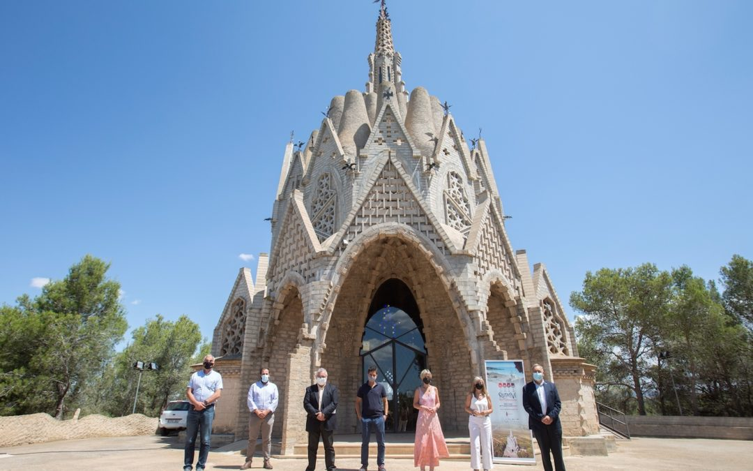 Tret de sortida a la nova Ruta del Vi de la DO Tarragona
