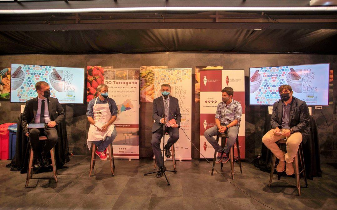 Les VI Jornades Gastronòmiques Romesco de Tarragona 'Romescvs + Macabevs' trindran lloc del 7 al 24 d'octubre