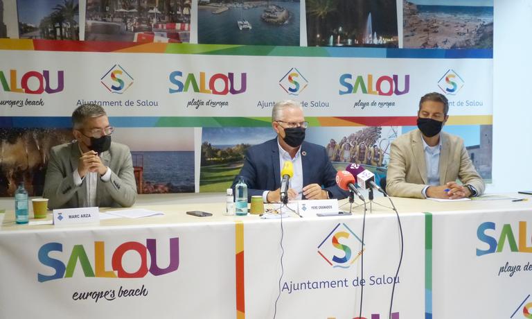 Salou presenta un nou projecte per fomentar l'emprenedoria, basat en la creació d'empreses digitals en l'àmbit del turisme, l'oci, l'entreteniment i les tecnologies