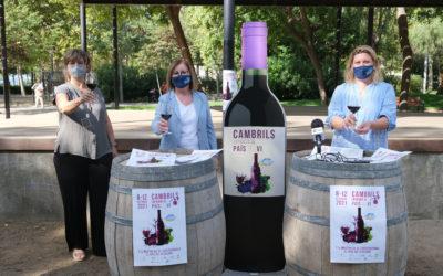 La Mostra de Vi i Gastronomia de Cambrils durarà 5 dies i comptarà amb 26 cellers i 13 bars-restaurants