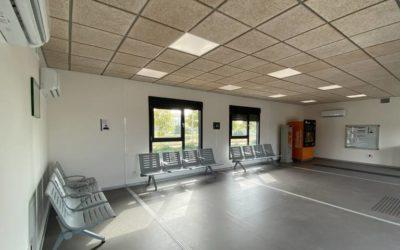 Entra en funcionament l'estació provisional Salou-PortAventura